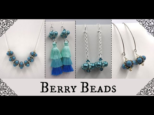Berry Beads (Off the Beaded Path 1/17/19)