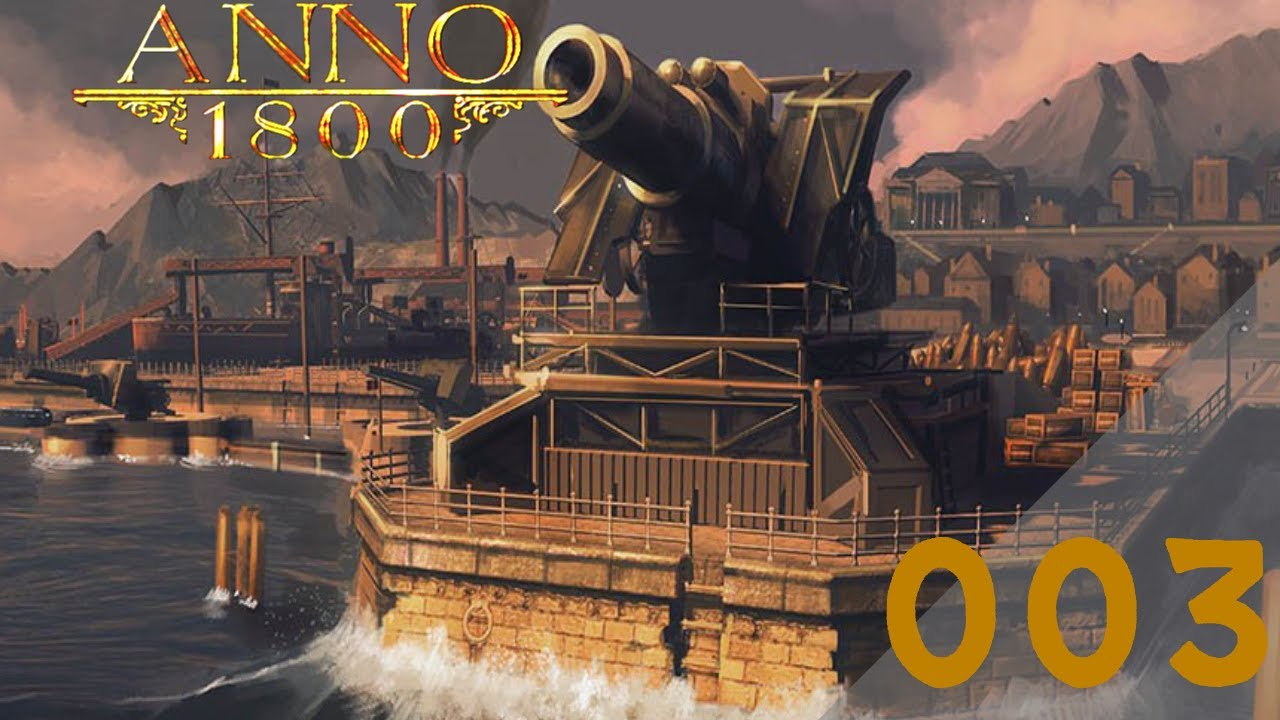 Let's play together Anno 1800 [Multiplayer] #003 - Feuer, immer nur Feuer