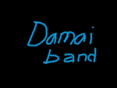 DAMAI BAND-DAMAI (new Clip title Love Peace)