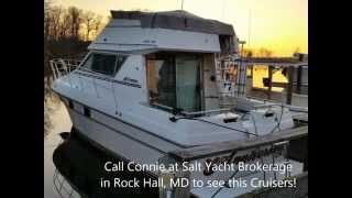 Cruisers 3380 Esprit Flybridge boat for sale