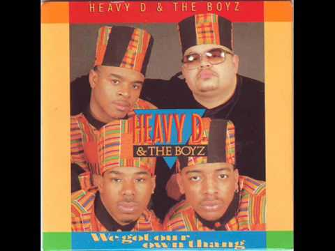Heavy D & The Boyz - Black Coffee [Extended Version] [New Jack Swing]
