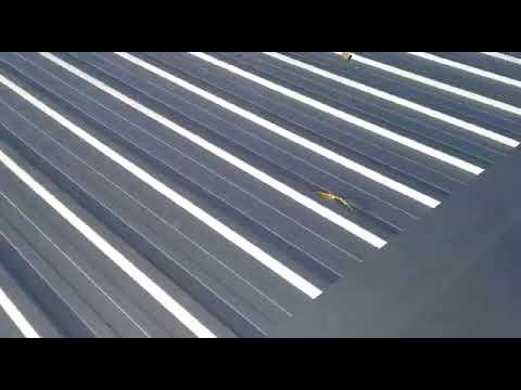 Nieuwbouw 20.000 m 2 dak