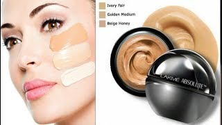 Lakme Absolute Skin Natural Mousse Foundation Review ll