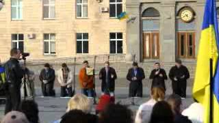 Praying for Ukraine, Cherkasy