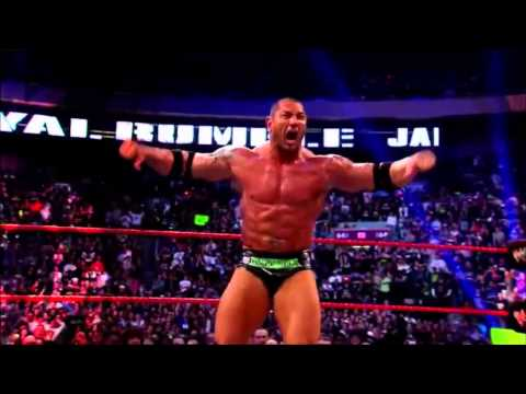 "Batista New Titantron 2014 ""I Walk Alone"" 5th WWE Theme Song ""High Quality"" (Download Link) [HD]"