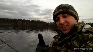 Щука на спининг в феврале рыбалка на озере