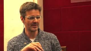 """Dušan Milić - reżyser filmu """"Travelator"""""""