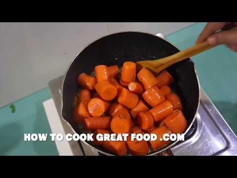 Download Youtube: Honey Glazed Carrots