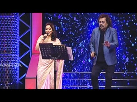Super Star Junior- 5 | Epi - 78 | song by Anjana, Sharlet & Sonica | Hariharan & Sujatha