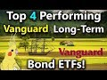 Which Bond Fund ETF Should I Invest In? Vanguard Long-Term Bond Funds ETFs With High Yields!
