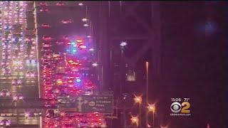 Deadly Crash Snarls Traffic On GWB