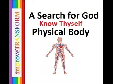 Edgar Cayce - Know Thyself - Physical Body