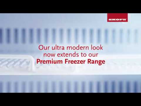 Introducing the New VF X Freezer Series