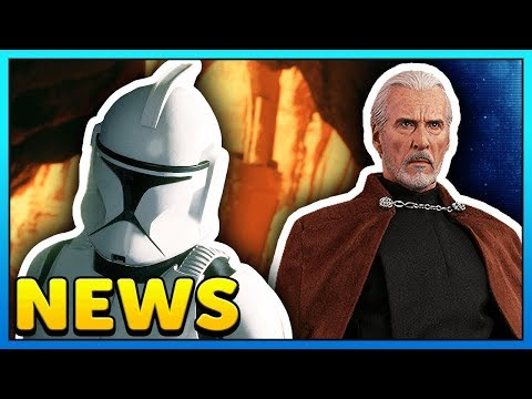 Large Scale Mode Name, Customization, Dooku CT coming - Battlefront 2 News thumbnail