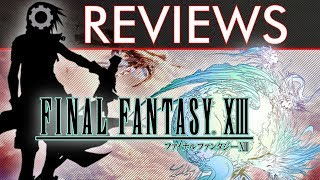 Final Fantasy XIII Review - The Game Gear Heads