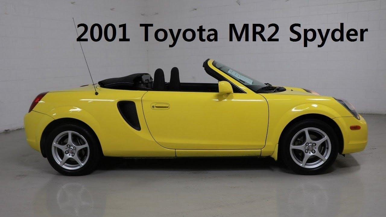 woow 2001 toyota mr2 spyder youtube rh youtube com Silver 2001 Toyota MR2 Spyder 2001 Toyota MR2 Spyder Interior