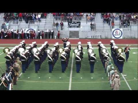 USMC West Coast Composite Band - 2013 Pasadena Bandfest