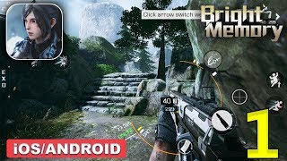 Bright Memory Mobile Gameplay Walkthrough (Android, iOS) - Part 1