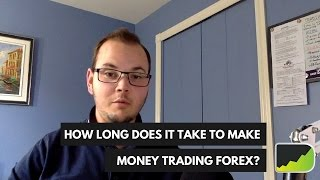 How Long Does It Take To Get Profitable Swing Trading Forex Online?