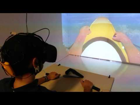 BCI-VR CAVE