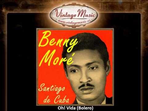 BENNY MORE Perlas Cubanas. Santiago de Cuba