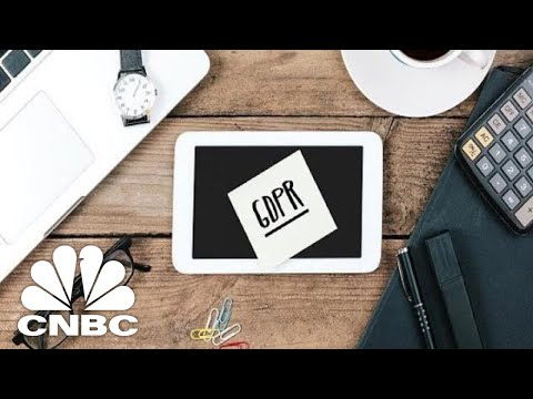 What Is General Data Protection Regulation? | CNBC