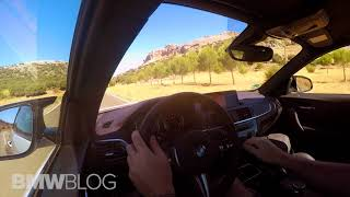 BMW M2 Competition - POV Driving On Backroads