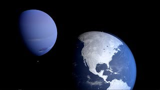 If Earth Became a Moon of Neptune