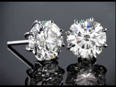 Cheap Diamond Earrings