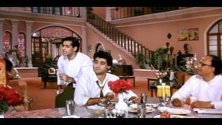 Dhiktana Dhiktana [Full Video Song] (HQ) With Lyrics - Hum Aapke Hain Kaun