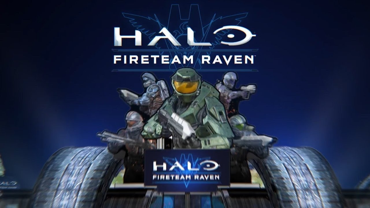 12 Minutes of Halo: Fireteam Raven Arcade Gameplay