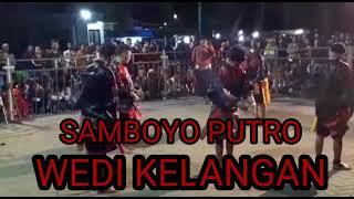 SAMBOYO PUTRO Cover Wedi Kelangan - Live Wisata Goa Selomangleng