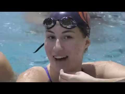 FIT Swimming & Diving at Swathmore Invitational 2015
