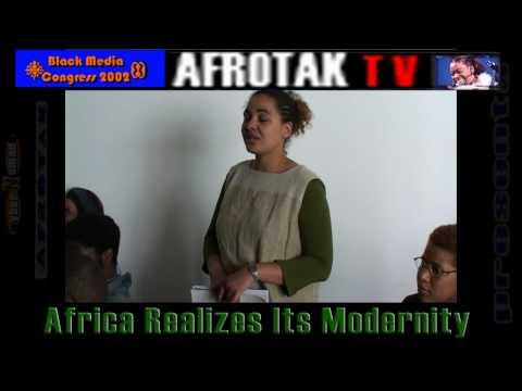 AFRIKA Kultur in deutschen MEDIEN EKPENYONG ANI Black Media Women Berlin ADEFRA Frau