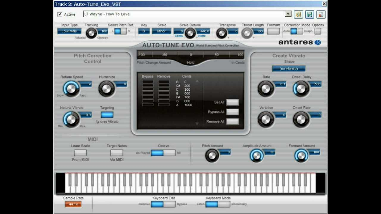 how to get auto tune efx for free