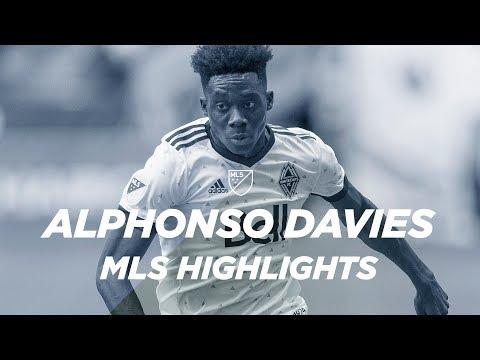 Alphonso Davies: Whitecaps to FC Bayern Record Breaking Transfer | MLS highlights