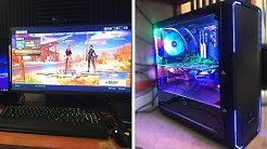 The Best Gaming PC to be a Fortnite YouTuber! (FREE Ironside Gaming PC Giveaway)