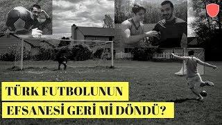 Futbolun Efsanesi Sahalara Geri Mi Dönüyor? / Şirinledik Kapışmaları Başlasın !