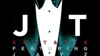 justin timberlake official song suit and tie ft jay z review