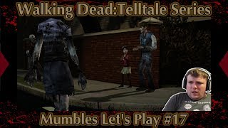 Telltale The Walking Dead Season 1 - The Bell Tolls for Thee - Mumbles Let