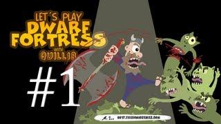 Dwarf Fortress, 3rd Embark - Part 1: World Creation. thumbnail