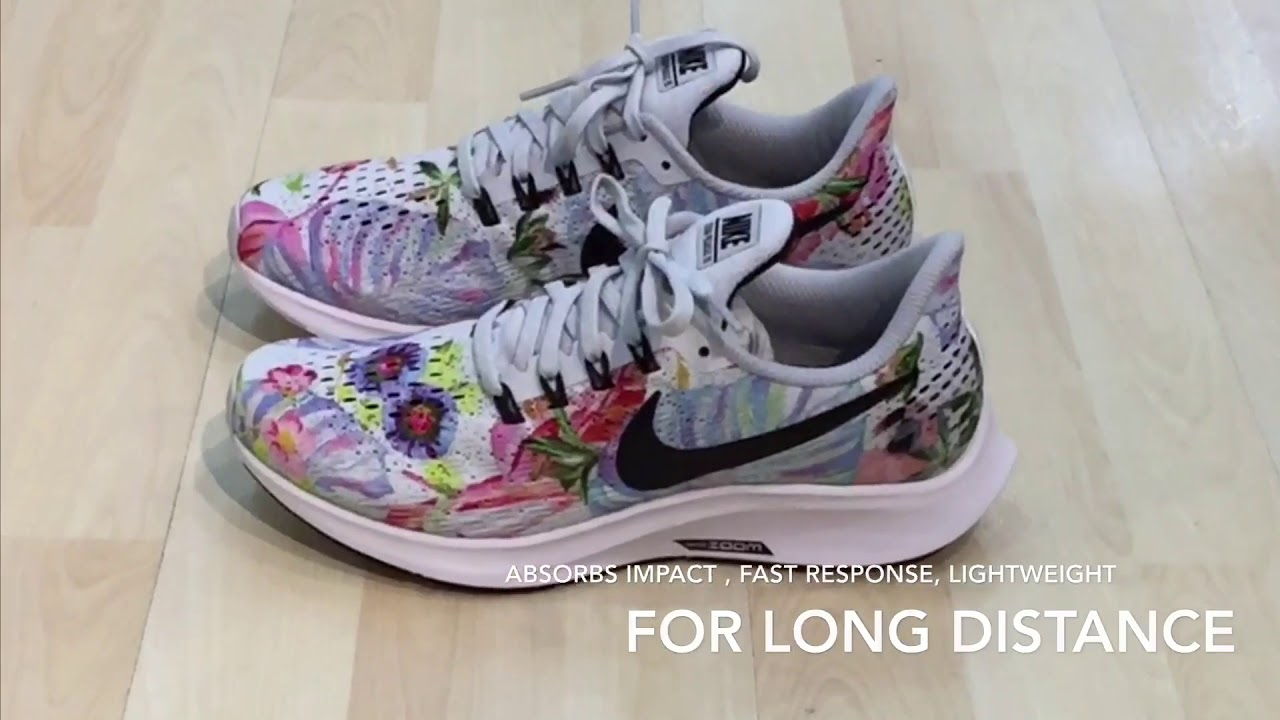 7c266a71f96 Nike Air Zoom Pegasus 35 GPX RS HyperFlora Pack - YouTube