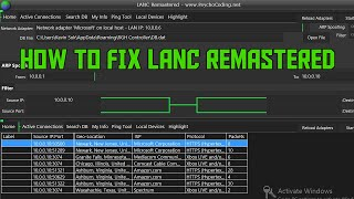 How to fix Lanc Remastered