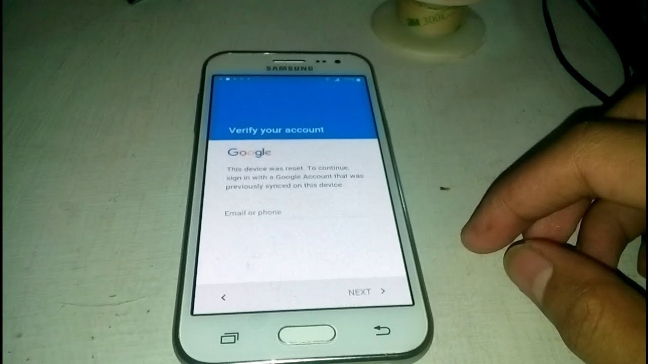 how to connect samsung j2 to pc