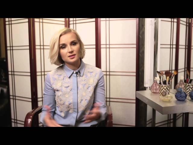 Polina Gagarina Backstage шоу «Спектакль...» 2015 год
