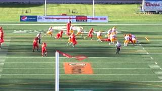#60 Sean McEwen University of Calgary Dinos OL