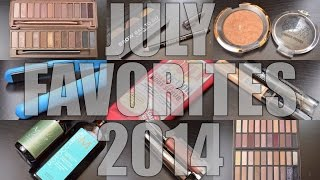 July Favorites 2014 | Frombrainstobeauty