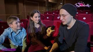 Мюзикл 'Бармалей' в Театре эстрады им А. Райкина.