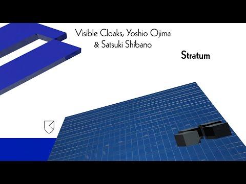 Visible Cloaks, Yoshio Ojima & Satsuki Shibano - Stratum
