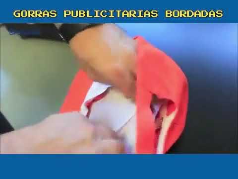 Gorras Publicitarias Bordadas - Gorros Baratos En Gamarra